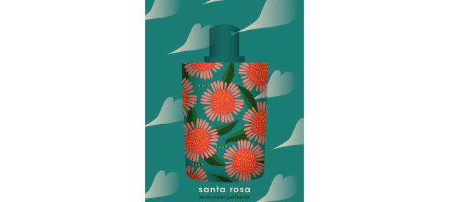 Toute l'équipe Santa Rosa vous souhaite une  année  2021 apaisée et parfumée!