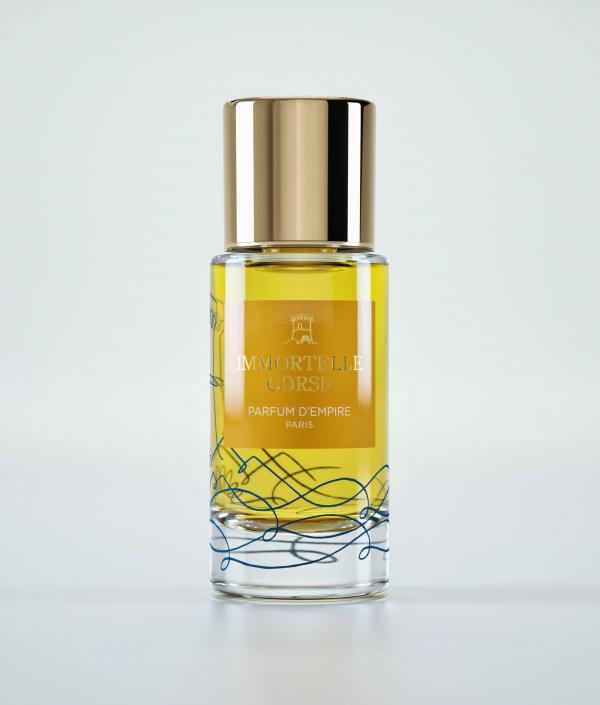 Immortelle Corse - Eau de Parfum