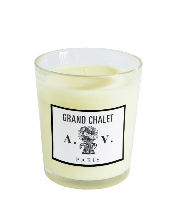Grand Chalet - Bougie Parfumée