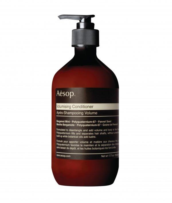 après-shampooing volume