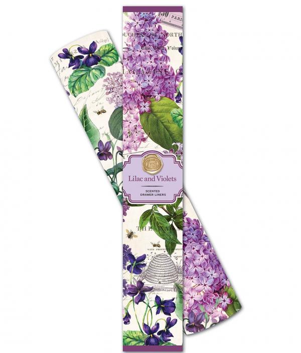 Papiers Parfumés - Lilac & Violets