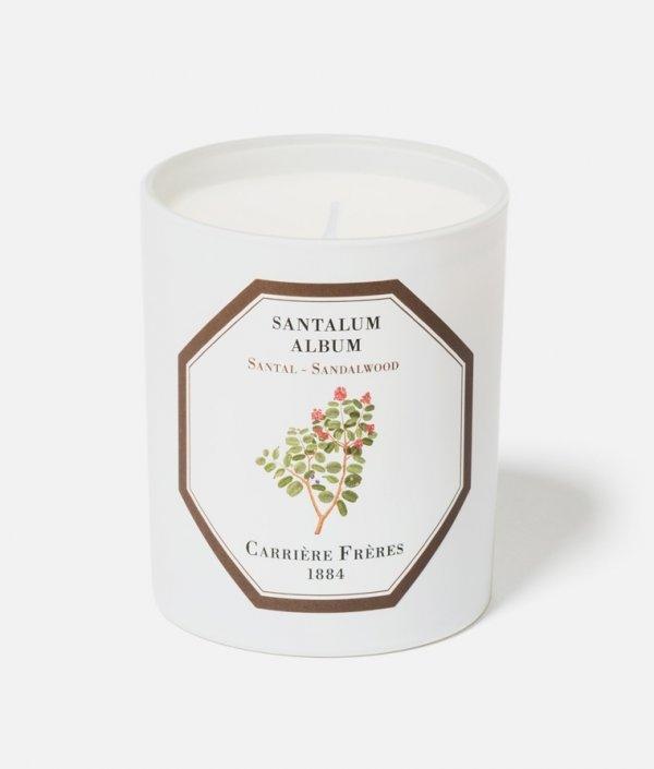 Santal - Bougie Parfumée