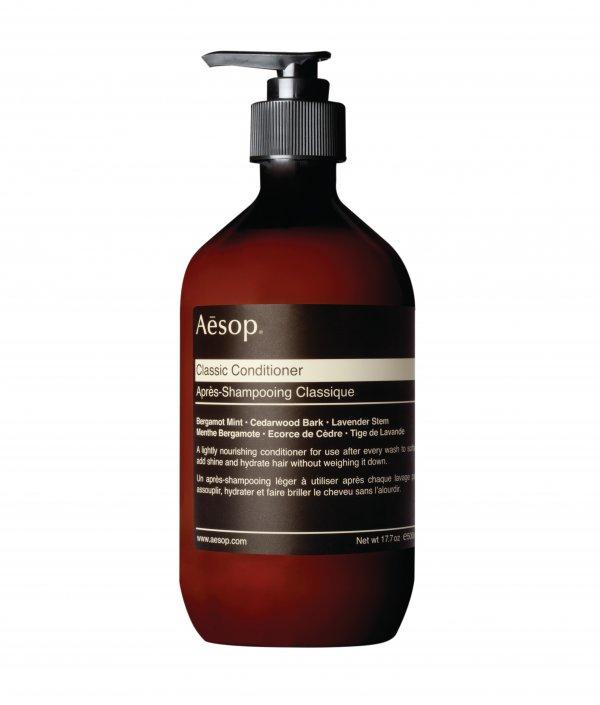 après-shampooing classique