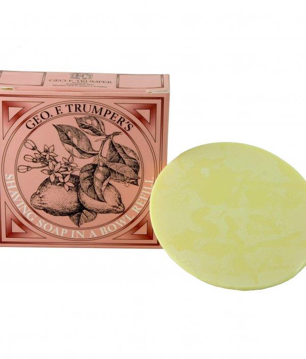 recharge savon de rasage - Citron
