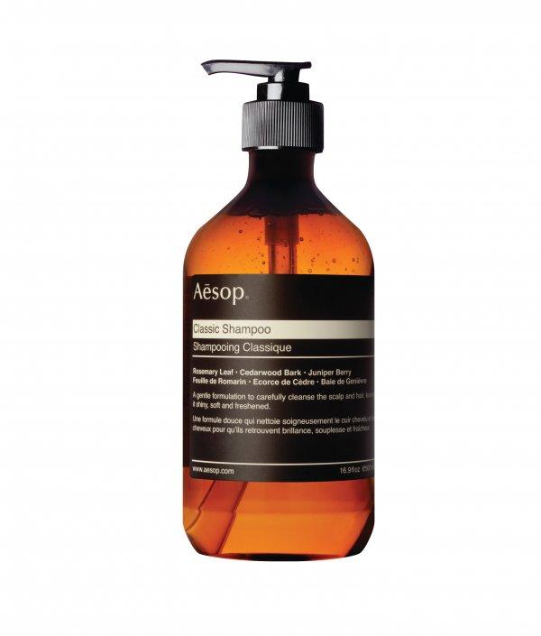 shampooing classique