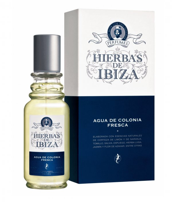 AGUA DE COLONIA FRESCA - Spray