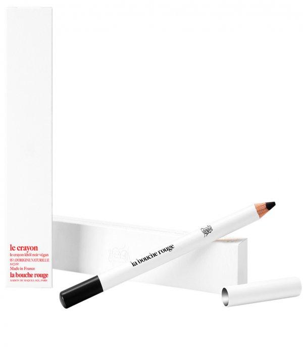 Crayon Khôl Regard Noir - La Bouche Rouge