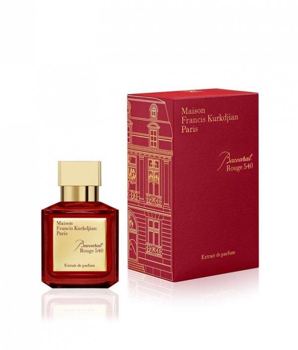 baccarat rouge - extrait de parfum
