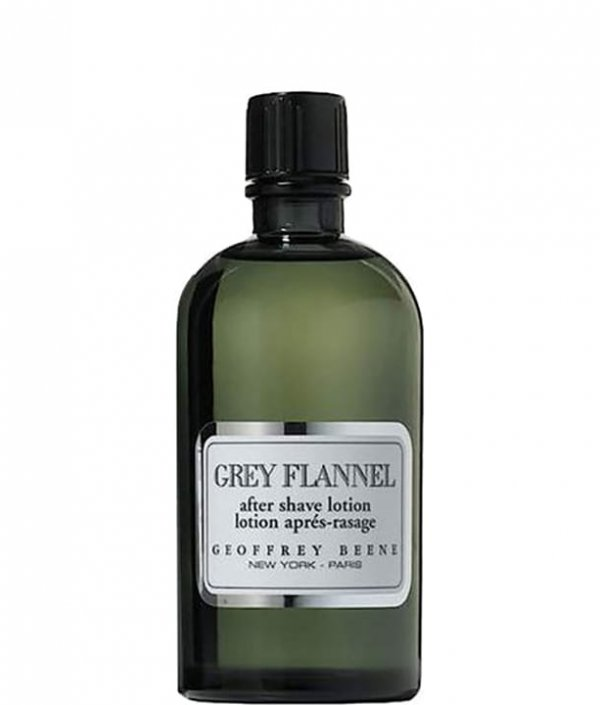 grey flannel - après rasage