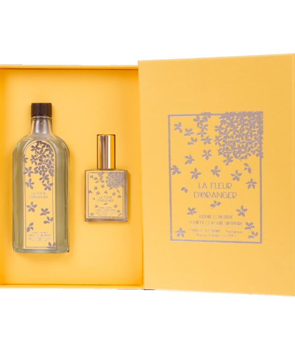Eau De Cologne - Fleur d'Oranger - 300ml