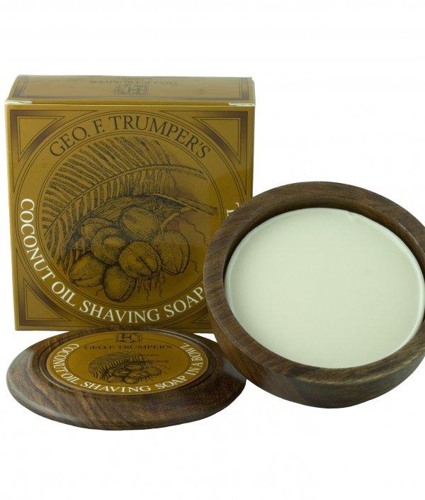 bol à raser - savon noix de coco