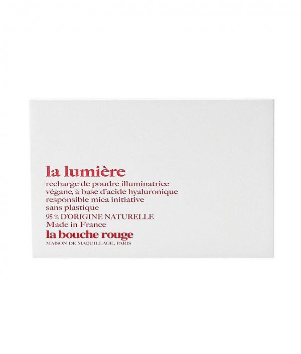 Lumière - Recharge - La Bouche Rouge