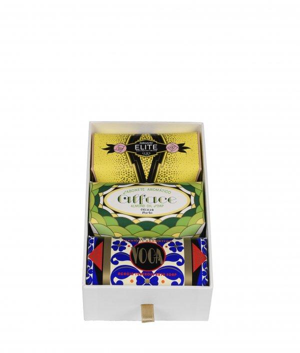 GIFT BOX DECO - 3x150g