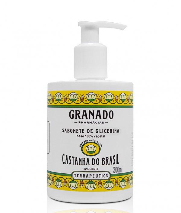 Savon Liquide Castanha do Brasil