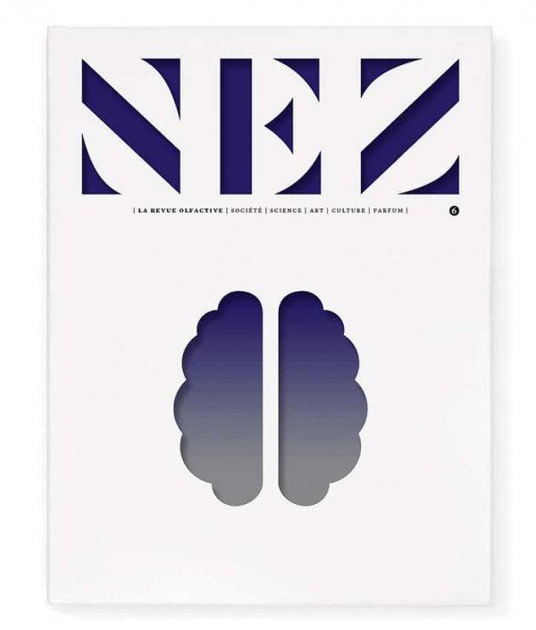 NEZ la revue Olfactive N°6 - Le Coprs et l'Esprit