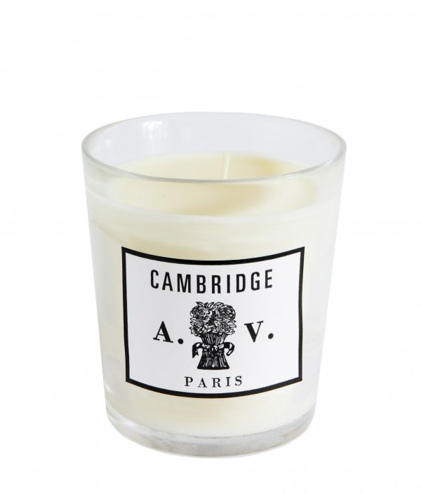 Cambridge - Bougie Parfumée