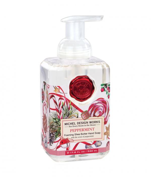Peppermint - Savon Liquide - 530ml