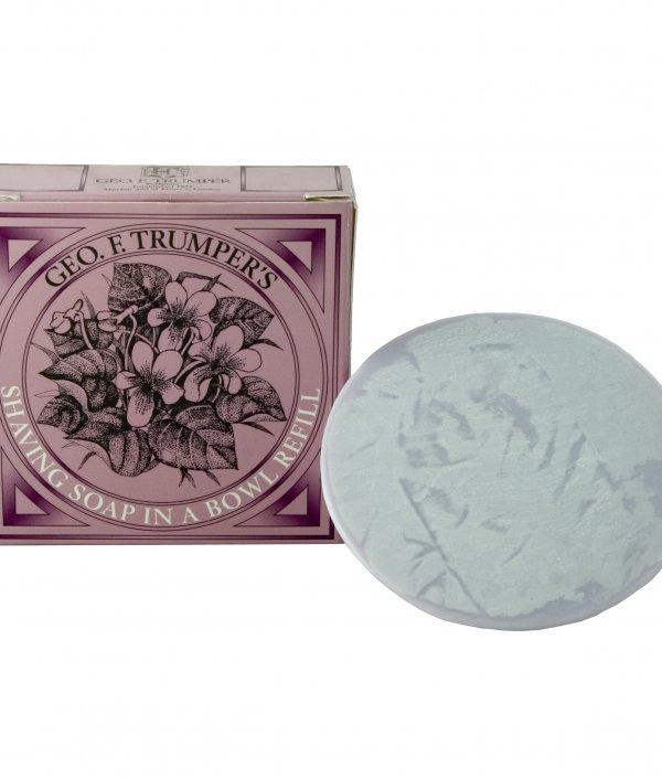 recharge savon de rasage - Violette