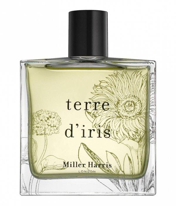terre d'iris - eau de parfum