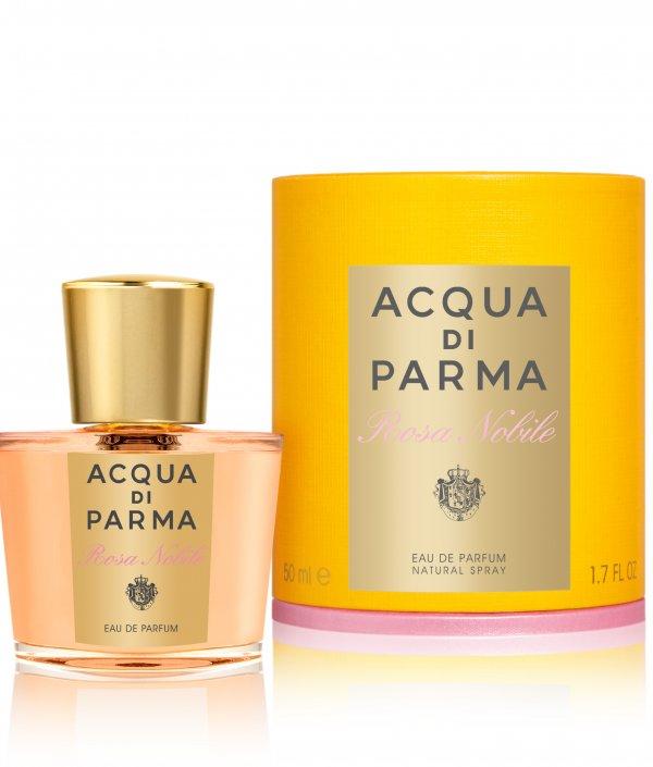 rosa nobile - eau de parfum