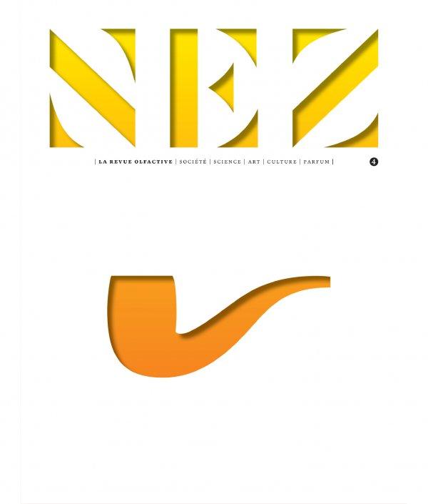 NEZ la revue Olfactive N°4 - Le parfum et l'Art