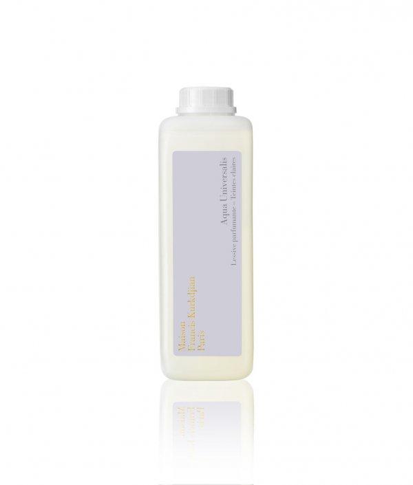 aqua universalis lessive parfumante teintes claires
