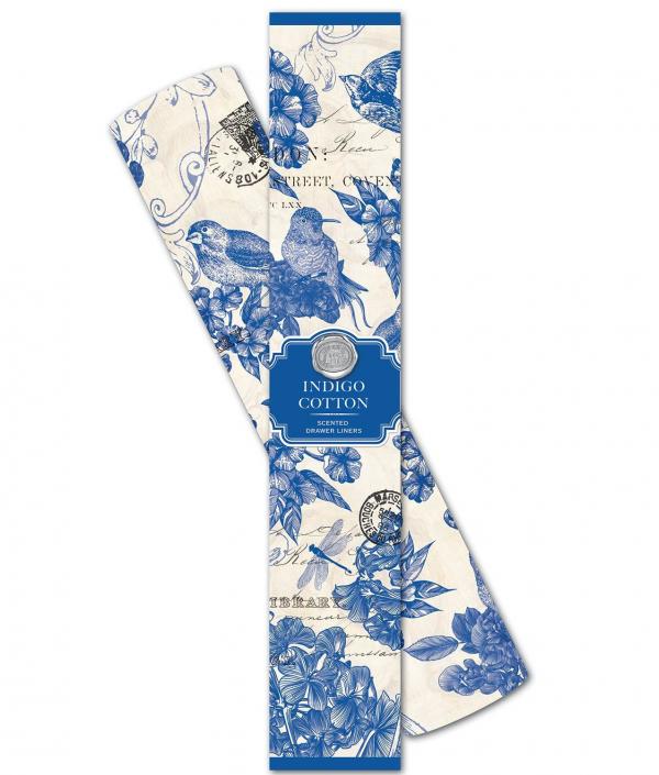Papiers Parfumés - Indigo Cotton