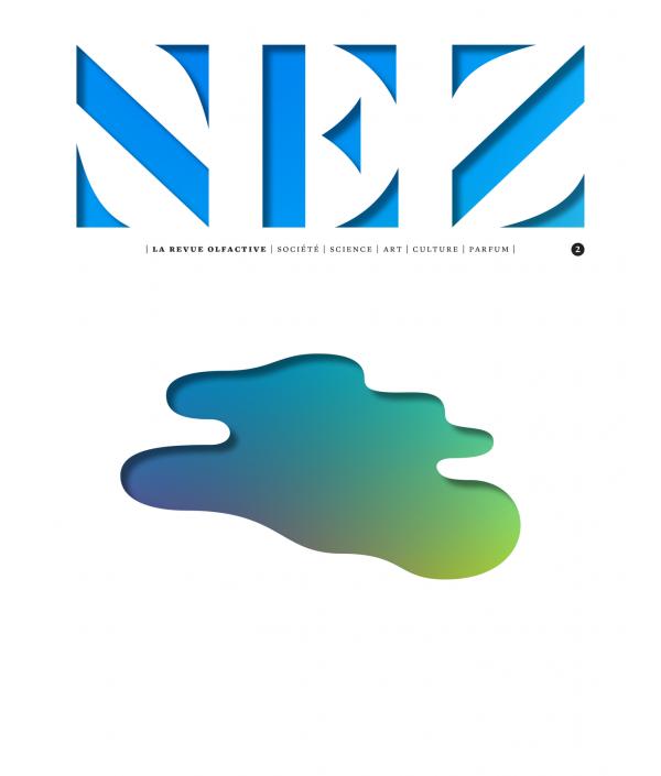 NEZ la revue Olfactive N°2 - Le propre et le sale