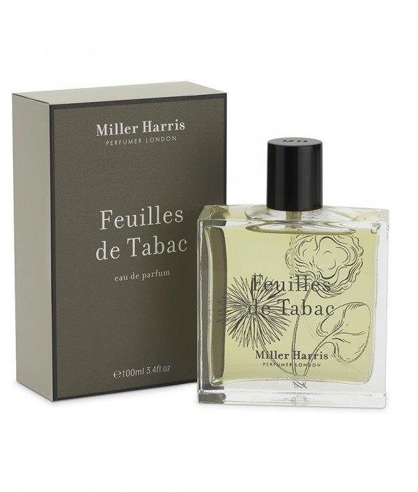 feuilles de tabac - eau de parfum