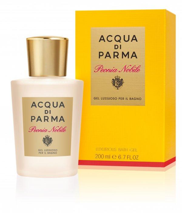 peonia nobile - gel luxueux pour le bain