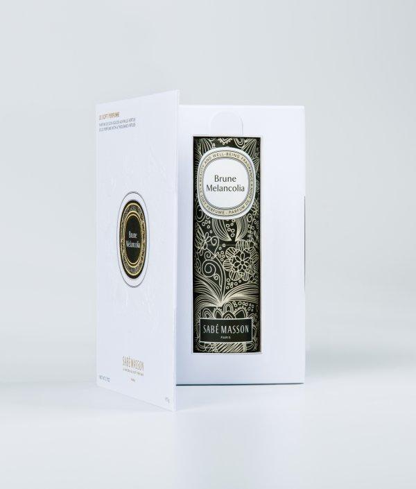 brune mélancolia - parfum solide
