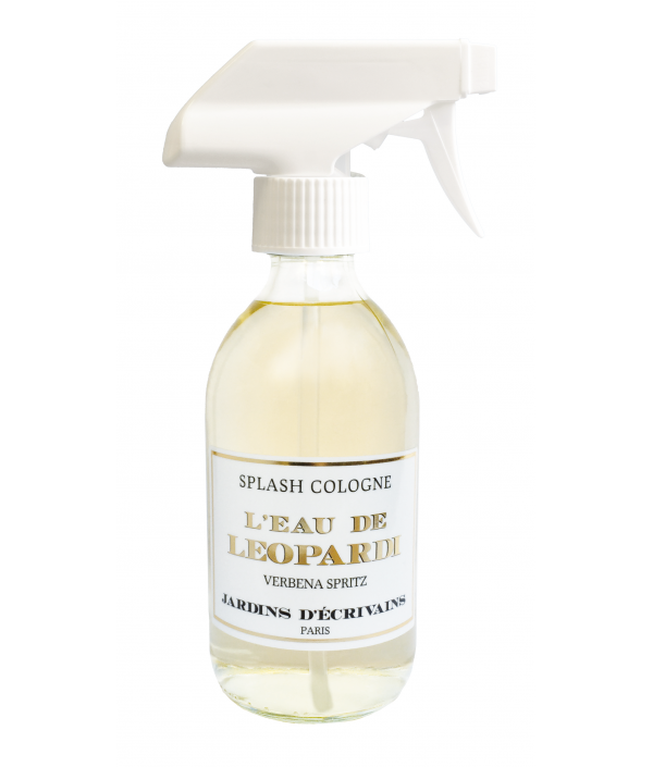 l'eau de léopardi - body splash cologne