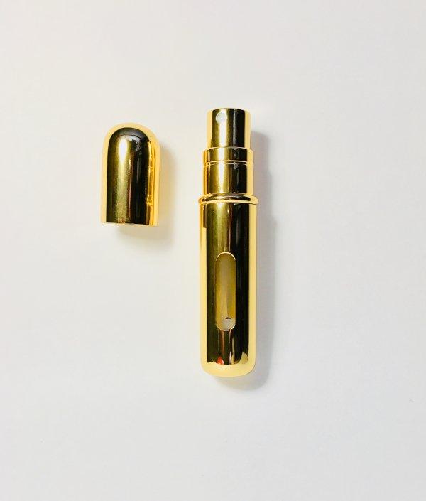 Vaporisateur de sac (doré)