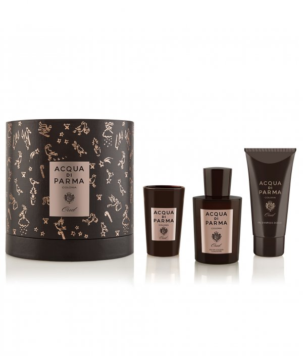 colonia oud - coffret