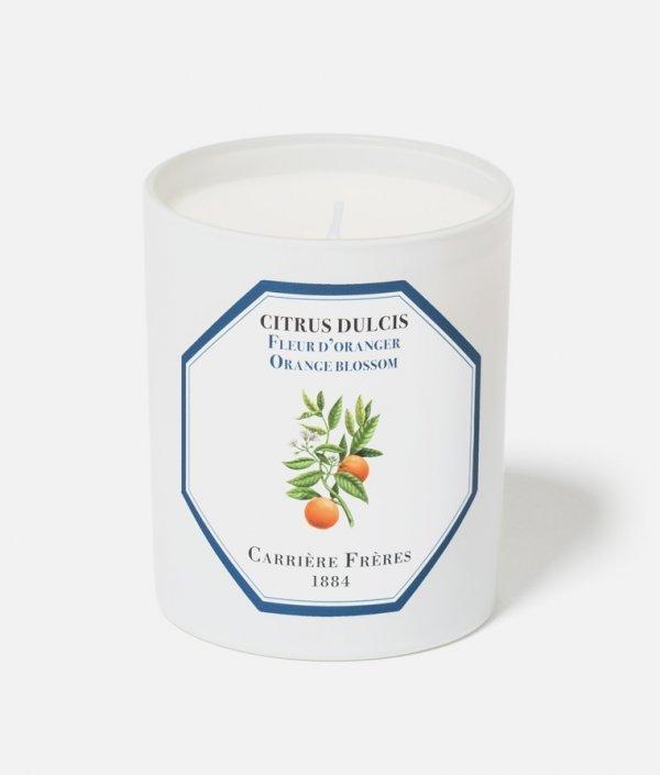 Fleur d'Oranger - Bougie Parfumée