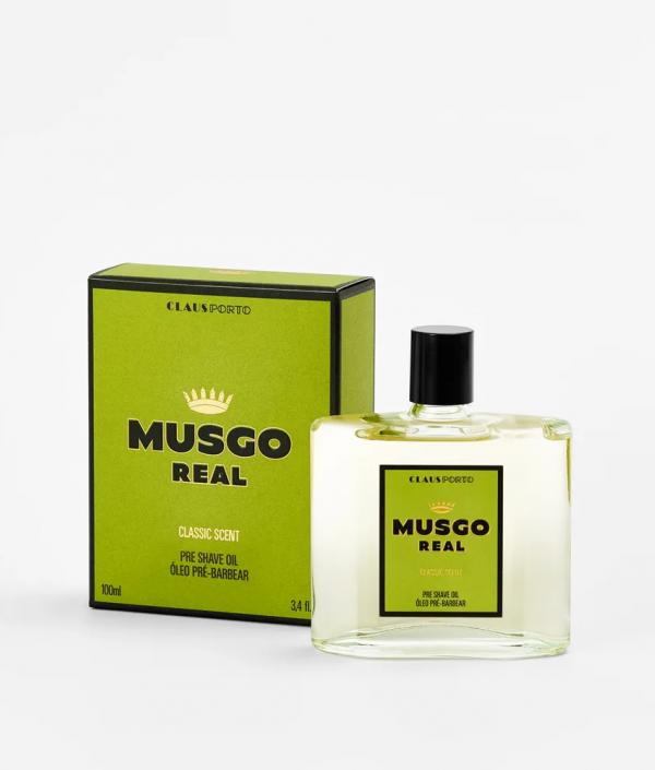 Musgo real Classic  - EDC - 100ml