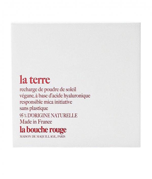 Terre Brune - Recharge - La Bouche Rouge