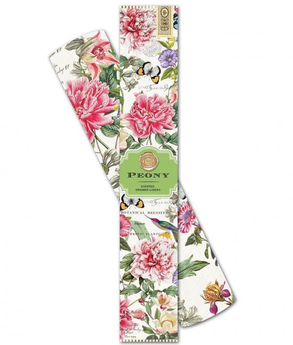Papiers Parfumés - Peony -