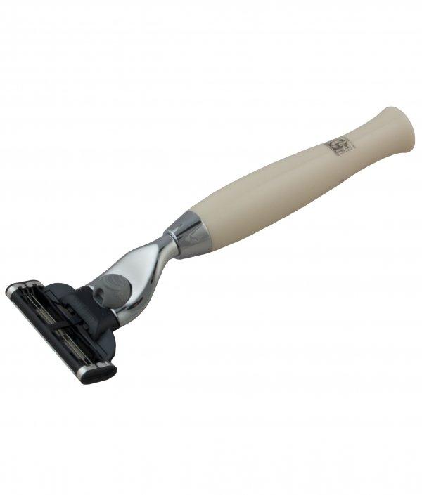 rasoir à tête gillete mach 3 - ivoire
