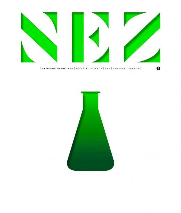 NEZ la revue Olfactive N°5 - Naturel et Synthétique